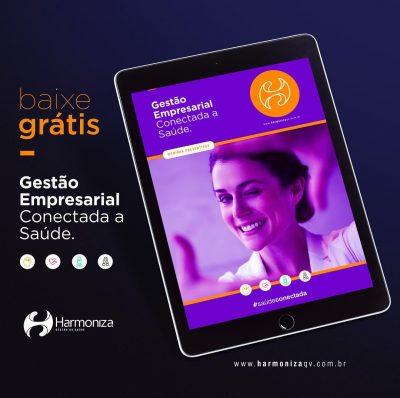 E-book Harmoniza Gestão de Saúde no Trabalho